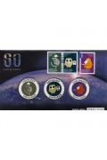 2007 Earth Hour Limited Edition Medallion & Stamp Cover