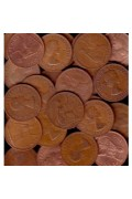 1 Kilo QE11 Great Britain Pennies