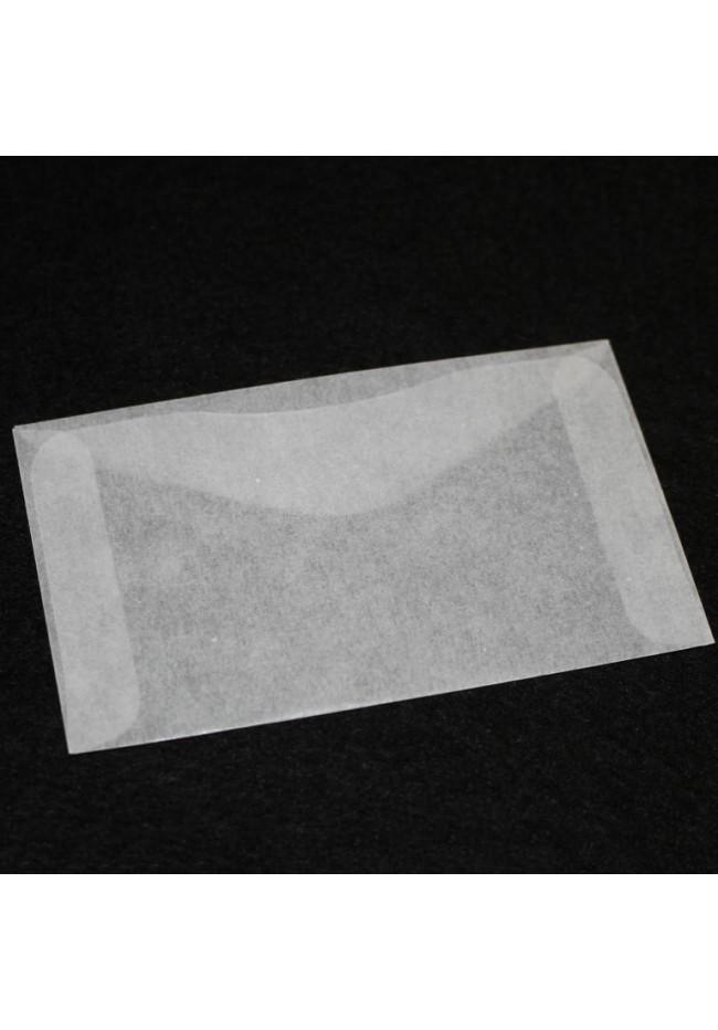 Glassine Bags - 64 x 108 mm