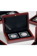 Lighthouse Volterra Coin Etuis for 2 Quadrums