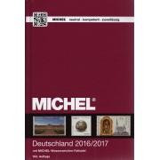 Michel German Stamp Catalogue 2016/2017ed