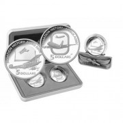 2008 Masterpieces in Silver - Flying Through Time