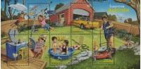 Australian Stamp Issues