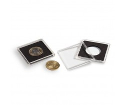 Quadrum Coin Capsules - 37 mm