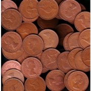 Australian Roo Pennies - Bulk