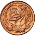 1973 2 Cent Australian Mint Roll