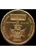 2000 Victoria Cross $1 Uncirculated Coin