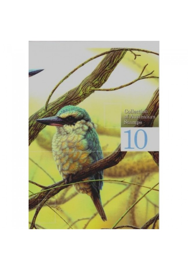 2010 Collection of Australian Stamps