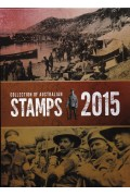 2015 Australia Post Stamp Yearbook