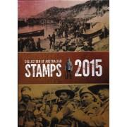 2015 Australia Post Stamp Yearbook