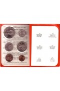 1975 Australian Uncirculated Coin Set