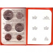 1975 Australian Uncirculated Coin Set