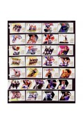 2012 Team GB Olympic Gold Medal Winners S/a stamps