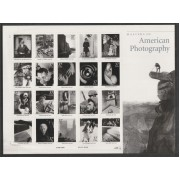 2001, Masters of American Photography Stamp Sheet