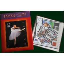 1998 United States Stamp Year Book