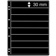 Prinz Pro-fil 8 Pocket Stamp Pages - 5 sheets per pack
